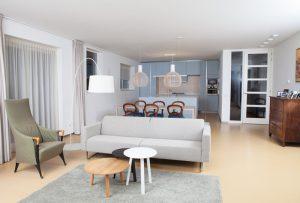 Huiskamer Doornburg