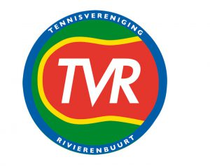 Logo tennisvereniging Rivierenbuurt