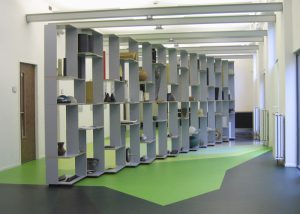 Presentatie meubel TU-Delft