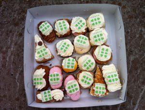 Hubbel taartjes