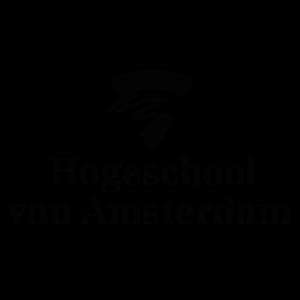 Logo hogeschool van Amsterdam